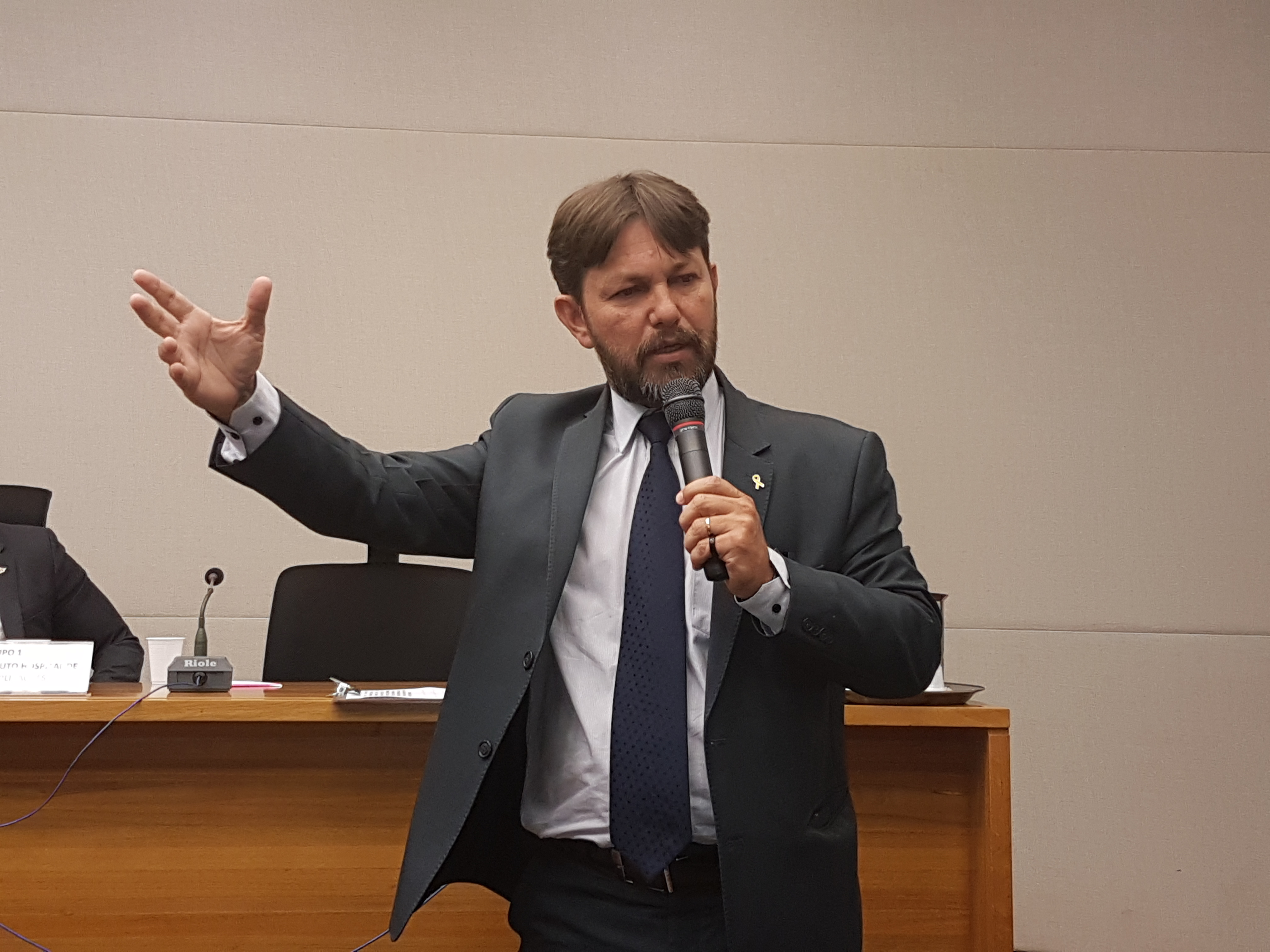 Joe Valle - Presidente da CLDF