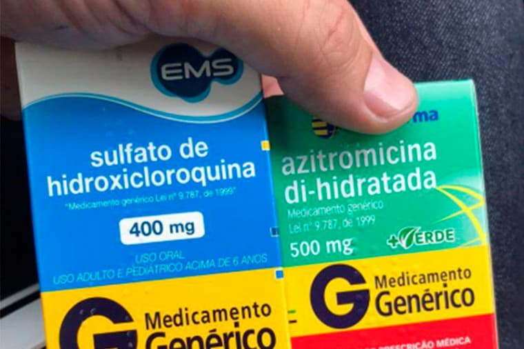 Prescrição médica de hidroxicloroquina aumenta 863,34% na pandemia da Covid-19 - Agenda Capital