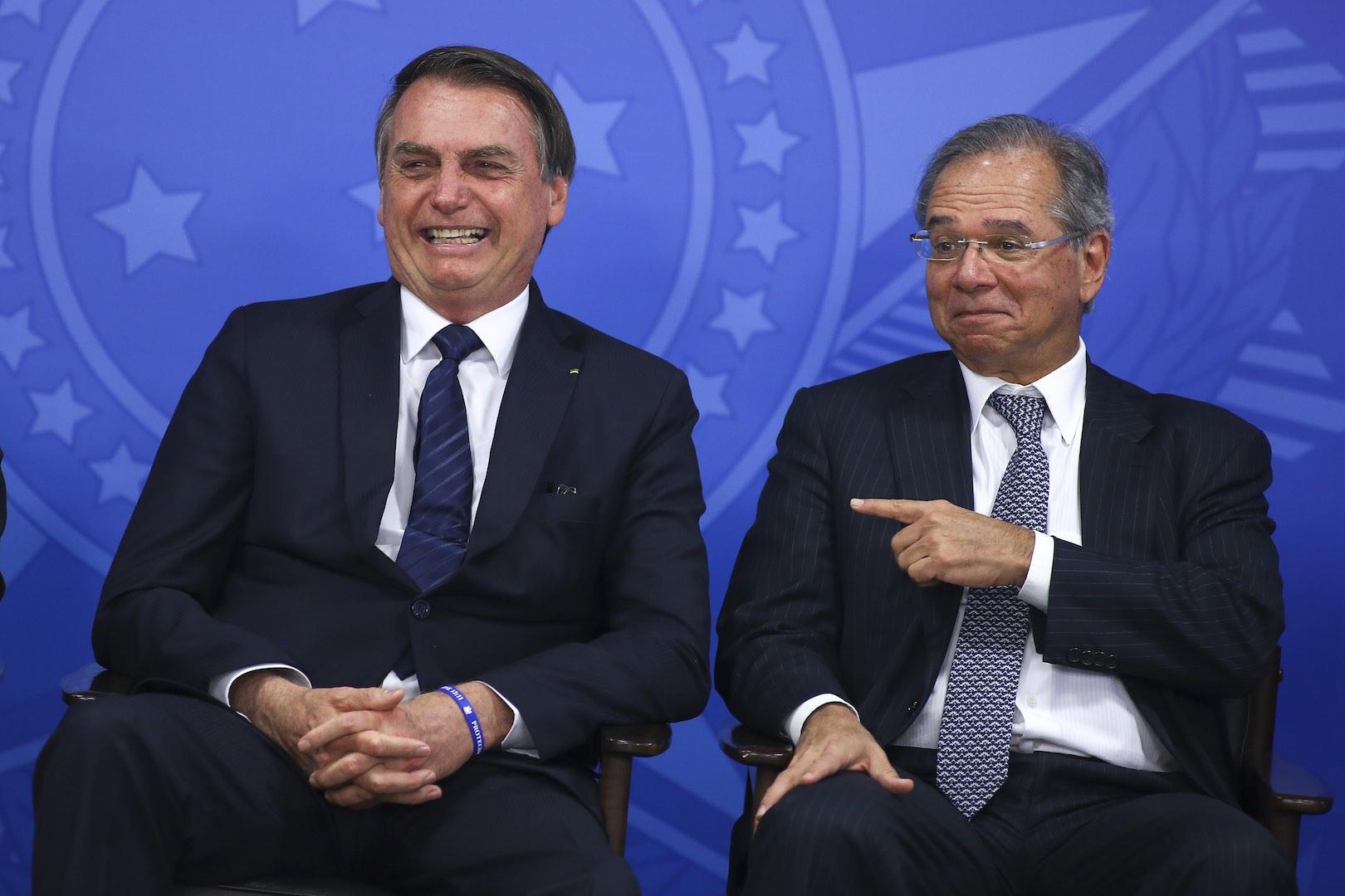 Bolsonaro deu aval à Guedes sobre nova CPMF, mas quer compensação ...